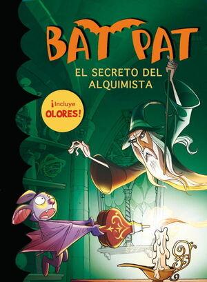 EL SECRETO DEL ALQUIMISTA (BAT PAT. OLORES 3)
