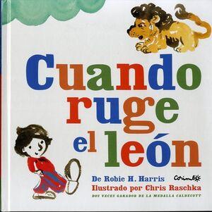CUANDO RUGE EL LEON