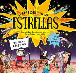 LA HISTORIA DE LAS ESTRELLAS