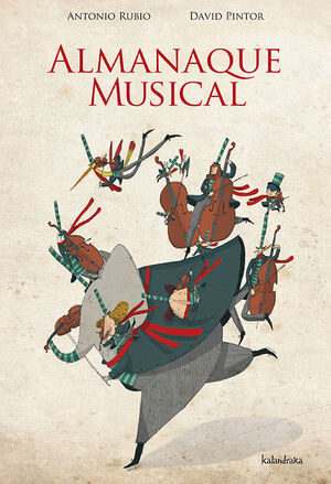 ALMANAQUE MUSICAL