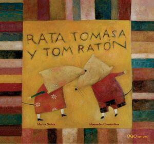 RATA TOMASA Y TOM RATON