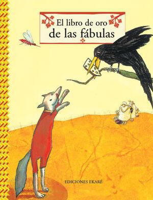 EL LIBRO DE ORO DE LAS FÁBULAS