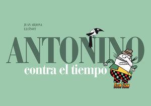 ANTONINO CONTRA EL TIEMPO