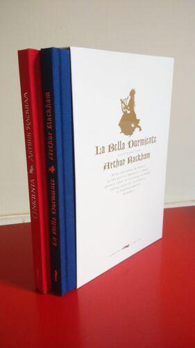 BOX CENICIENTA Y LA BELLA DURMIENTE