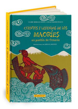 CUENTOS Y LEYENDAS DE LOS MAORÍES