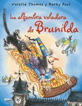 BRUJA BRUNILDA. LA ALFOMBRA VOLADORA