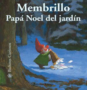 BICHITOS CURIOSOS. MEMBRILLO PAPA NOEL DEL JARDÍN