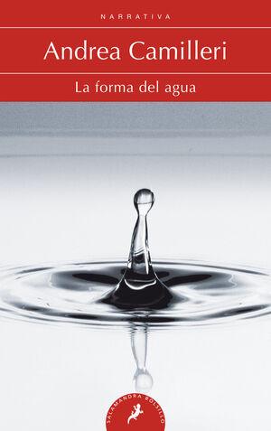 LA FORMA DEL AGUA (COMISARIO MONTALBANO 1)