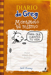 DIARIO DE GREG: HAZLO TÚ MISMO