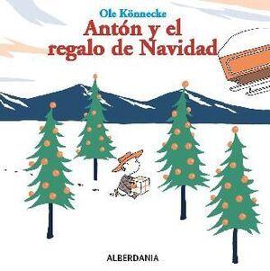 ANTÓN Y EL REGALO DE NAVIDAD