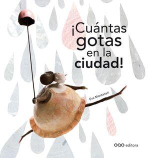 CUANTAS GOTAS EN LA CIUDAD!