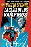 DOCTOR EXTRAÑO: LA CAÍDA DE LOS VAMPIROS (MARVEL GOLD)