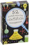 BARAJA 52 EXPERIMENTOS CIENTIFICOS ASOMBROSOS