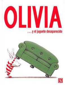 OLIVIA Y EL JUGUETE DESAPARECIDO