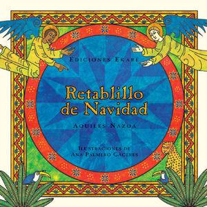 RETABLILLO DE NAVIDAD